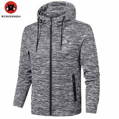 2019 Men Outdoor Sports Hiking Jacket Windproof Anti-UV Quick dry Breathable Outdoor Jacket Camping Running Male Jacket Hiking Accessories, Hiking Jacket, Types Of Jackets, Girls Be Like, Quick Dry, Outdoor Gear, Sportswear, Camping, Hiking Outfits