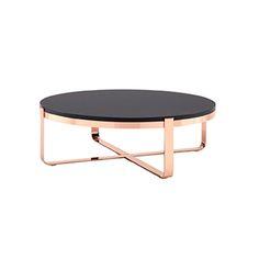 explore table basse ronde