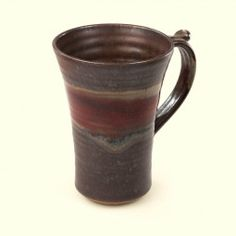 Have one and love it!!! Even if I am not a coffee drinker. Mountain Arts Pottery