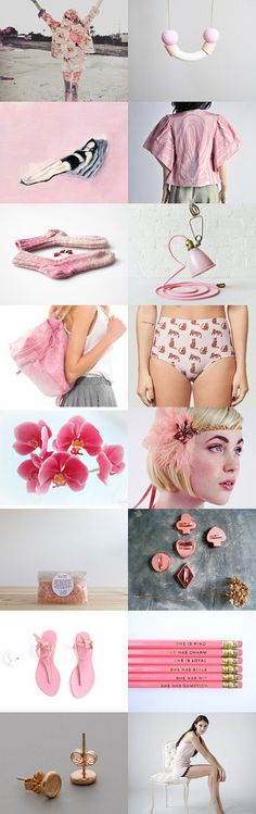she in rose by 3buu on Etsy--Pinned with TreasuryPin.com