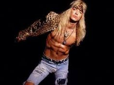 bret michaels young