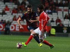 Rafa Silva marcou no SL Benfica - 3 / GD Chaves - 1. Soccer Stars, 1, Football, Running, News, Pretty, Sports, Canoeing, Keys