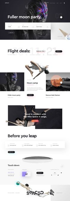 This is our daily Website design inspiration article for our loyal readers. Every day we are showcasing a website design ideas whether live on app stores or only designed as concept. Online Web Design, Web Ui Design, Web Design Agency, Web Design Trends, Web Design Company, Page Design, Design Ideas, Website Layout, Web Layout