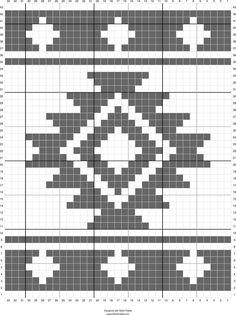 Stitch Fiddle is an online crochet, knitting and cross stitch pattern maker. # k… Stitch Fiddle is an online crochet, knitting and cross stitch pattern maker. # knit crochet design Designing a Cross Stitch Pattern – Craft & Patterns Tapestry Crochet Patterns, Bead Loom Patterns, Weaving Patterns, Craft Patterns, Quilt Patterns, Aztec Patterns, Aztec Designs, Cross Stitch Pattern Maker, Cross Stitch Patterns