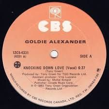 Funk-Disco-Soul-Groove-Rap: Goldie_Alexander-Knocking_Down_Love