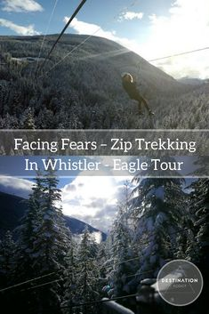 Canada Travel | Travelling Canada - An epic adventure day! Ziptrekking in Whistler on the Eagle Tour with Ziptrek Eco Tours.