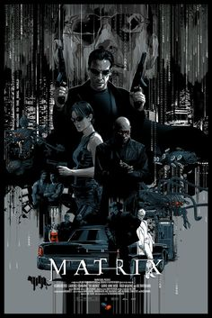 The Matrix Movie Art Poster Best Movie Posters, Cinema Posters, Movie Poster Art, Cool Posters, Sci Fi Movies, Good Movies, Movie Tv, Foreign Movies, Indie Movies