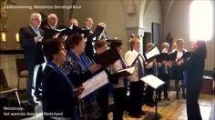 Jubileumviering 2015 Gemengd Koor Westdorpe in de Kerk van Zuiddorpe