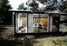 Bruno Mathsson summer house | Flickr - Photo Sharing!