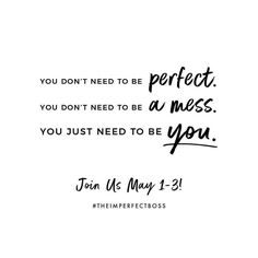 Ladies! Have you heard about #theimperfectboss campaign?! Join in May 1-3 and let's talk all about what makes you an amazing Woman!  Go check out @imperfectbosses and follow the link in their bio for all the info. : Photo by @imperfectbosses