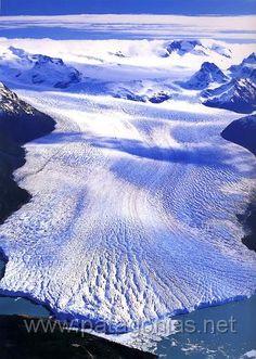 Perito_Moreno.JPG - Perito Moreno glacier - Patagonia Argentina - aerial picture
