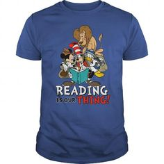 Awesome Tee Cartoon  Reading  T-Shirts