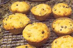 """""""Honey"""" Orange Currant Muffins"""