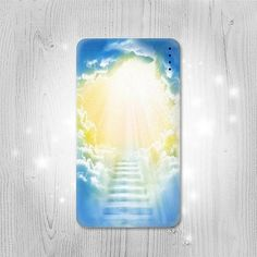 Stairway To Heaven Gadget Personalized Tech Gift by Lantadesign