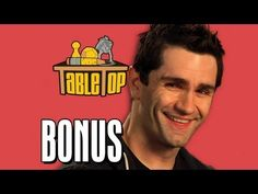 Sam Witwer extended interview from Dragon Age – TableTop ep. 19   Geek and Sundry #dragonage #tabletop #geekandsundry #samwitwer #gaming #gamers #geeks #nerds