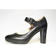 Clarks Kendra Gaby noir  www.cardel-chaussures.com