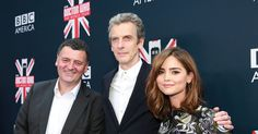 "Peter Capaldi Discusses Steven Moffat's Departure: ""I Think He Has To, Otherwise He Might Have A Heart Attack"""