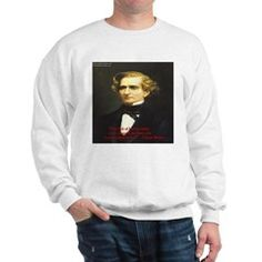 Hector #Berlioz & #Quote #Sweatshirt by @RickLondon @cafepress #gift #clothing #music #sale #quotes @pinterest