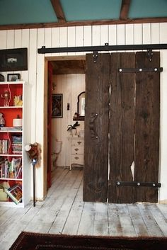 Make Your Own Barn Door Hardware. Save Approximately The National Debt Of A  Small Country. #doors #home | DIY Licious | Pinterest | Barn Door Hardware,  ...