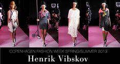 Copenhagen Fashion Week SS13 - Henrik Vibskov