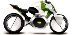 rStream Electric motorcycle concept
