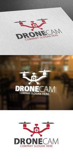 Drone Logo. Best Wedding Template. $28.00