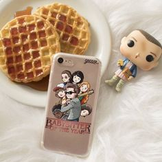 Comment with ?if you like our new Stranger Things case. [name: Ba… Hey guys! Comment with ?if you like our new Stranger Things case. [name: Babysitter]