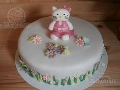 Atelier Zuckersüss: Hello Kitty cake