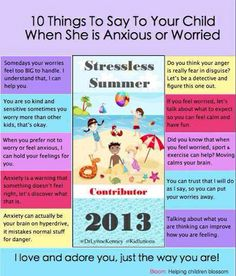 Parenting quotes for anxious kids