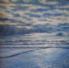 Floating Sky Acrylic on canvas