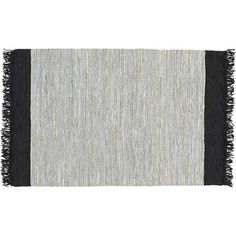 leather dressage rug 6'x9'  | CB2