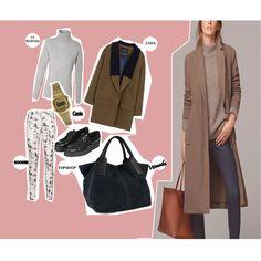 look casual avec son sac cabas maxi pratique et branché #look #handbag #vimodz