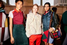 All the key trends from the Fall/Winter 2016 ruway