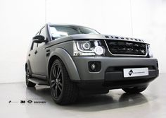 Stunning 2015 Land Rover Discovery wrapped in 3M Matte Metallic Grey. We also tinted the windows with a limo tint & the wheels sprayed gloss black. #LandRover #Doscovery #2015 #3MMatteMetallicGrey #Tinting #De-Chrome #Tints #Transformation #Leeds #thevehiclewrappingcentre #vwc #vehiclewrapping #vinylwraps #vinyl #wraps #wrapping #carwrap #carwrapping #customwraps #leeds