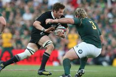 All Blacks vs Springboks South African Rugby, Richie Mccaw, All Blacks, Being Good, Passion, Running, Boys, Sports, Life