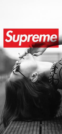 Supreme Iphone Wallpaper, Tumblr Iphone Wallpaper, Nike Wallpaper, Homescreen Wallpaper, Aesthetic Iphone Wallpaper, Supreme Brand, Supreme Art, Wall Pepar, Supreme Hypebeast