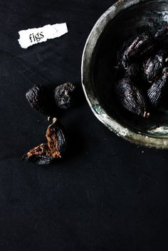 Dried mission figs, an early taste of #christmas. So good!