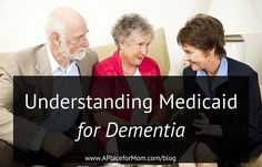 Medicaid provides needed medical services for seniors who can& afford to pay for their care. Learn more about using medicaid for dementia. Dementia Awareness, Dementia Care, Alzheimer's And Dementia, Vascular Dementia, Understanding Dementia, Dementia Activities, Aging Parents, Elderly Care