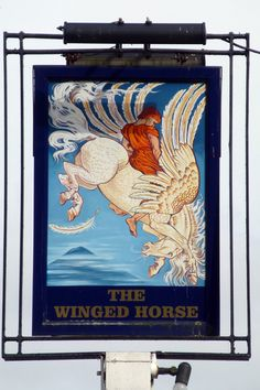 Winged Horse, Basildon | Flickr - Photo Sharing!