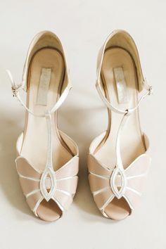 Rachel Simpson T Bar Shoes Bride www.egovolo.com