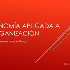 ERGONOMÍA APLICADA A LA ORGANIZACIÓN Ingeniería en Prevención de Riesgos Cristian Saldaño, Ing. en Prev. de Riesgos   Perfil Profesional DOCENTE  Ingenie. http://slidehot.com/resources/ergonomia-aplicada-a-la-organizacion.60046/