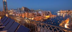 Malta Hotels: Boutique Hotel Juliani - Modern Stylish Hotel in St Julians Malta