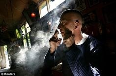 Dutch ban tobacco from bars and restaurants ... but marijuana smokers are still welcome in its coffee shops