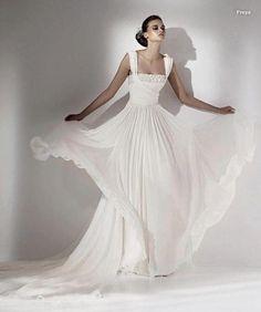 beyaz uzun kollu nikah elbisesi ile ilgili görsel sonucu