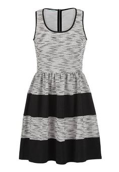 textured knit skater dress (original price, $39) available at #Maurices