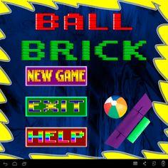 Ball Brick es un juego muy adictivo y entretenido.  Prepárate para romper los ladrillos, evita que te pase la bola. Intenta golpear la bola con tu paleta de albañil, para romper los ladrillos.