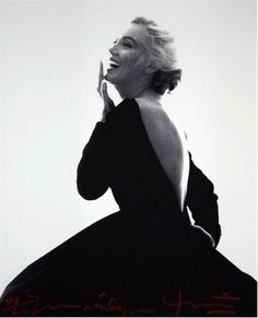 Marilyn Monroe, photographed by Bert Stern (from The Last Sitting)