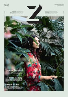 Swiss Style Winkreative Creative Director, Maurus Fraser, lets us in on the back story behind the reimagining of Z Magazine, a supplement focusing on style and luxury living from Swiss daily newspaper NZZ. Words by Grafik