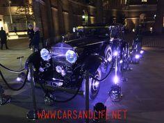 Cars & Life | Cars Fashion Lifestyle Blog: Rolls-Royce #InsideRollsRoyce Exhibition at Saatchi Gallery London