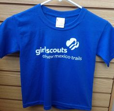 GSNMT Logo Tee- Royal Blue- Available in limited quantities- Youth XS and Youth Medium- $4.00